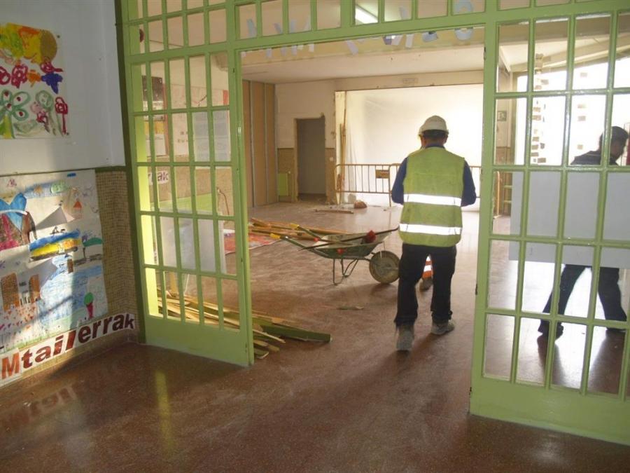 Reformas obras construcci n rehabilitaci n centros - Constructora reus ...