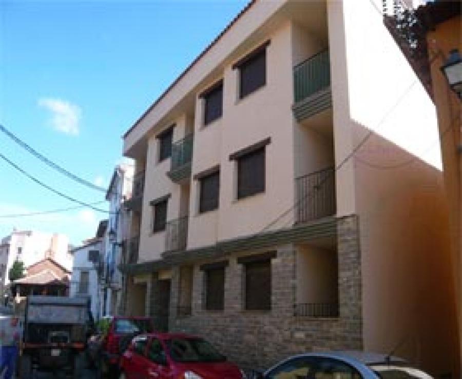 Finalizaci n 25 viviendas en arcos de la salinas teruel - Constructora reus ...