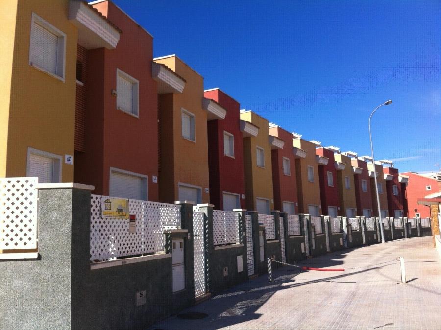 Finalizaci n 42 viviendas y garaje en orihuela alicante tarragona reus ferre constructora - Constructora reus ...