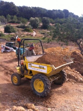 Sistema de drenatge e impermeabilitzacio de murs al catllar tarragona reus ferre - Constructora reus ...