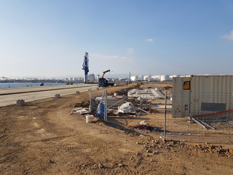 Reformas obras construcci n rehabilitaci n portuarias puertos tarragona reus ferre - Constructora reus ...