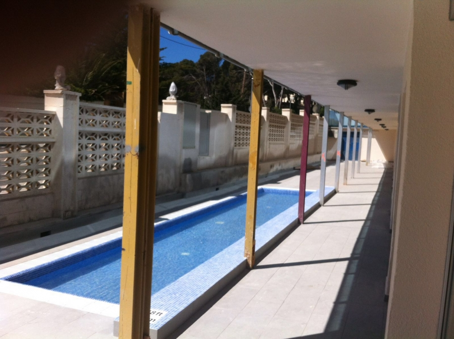 Reforma hotel donaire de la pineda tarragona reus - Constructora reus ...